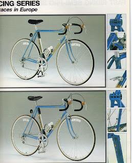 Miyata Bicycles Serial Numbers
