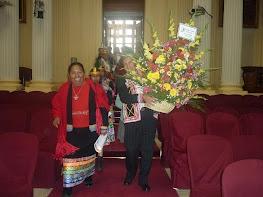 Con nutrida participacion se  celebró los 230 años de la rebelion de TUPAC AMARU y MICAELA BASTIDA