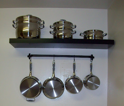 cheap pan rack