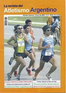 La gacela atletismo la revista del atletismo argentino for Revistas del espectaculo argentino