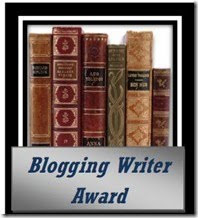 Blogging Writer Award