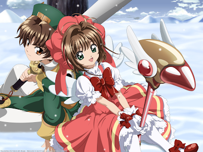 card captor sakura wallpaper. Card Captor SAKURA (Wallpaper)