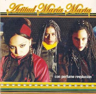 Actitud Maria Marta Con Perfume Revolución