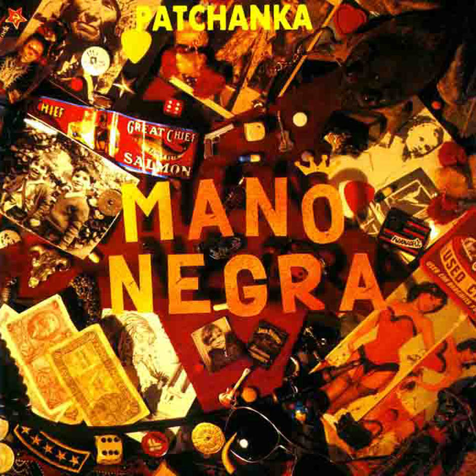 Mano Negra Mad Man's Dead