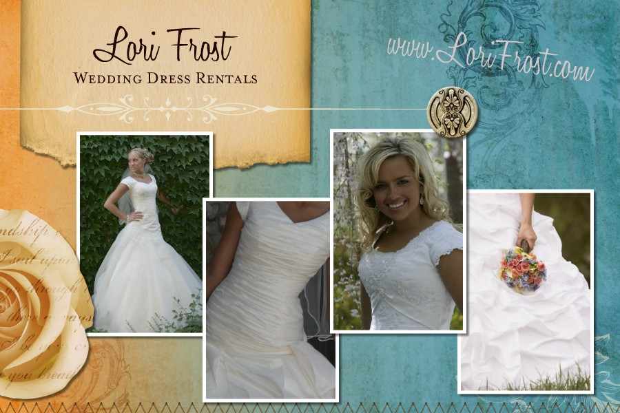 Lori Frost Wedding Dress Rentals