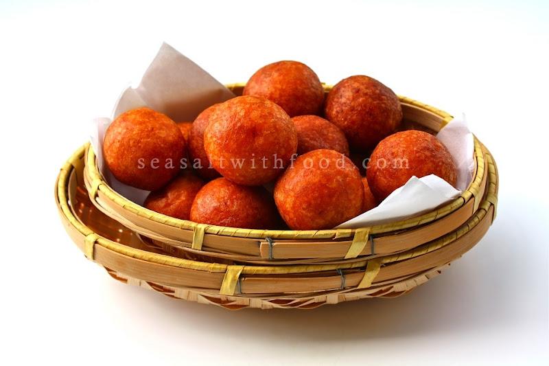 Sweet Potato Balls Recipe Recipe — Dishmaps