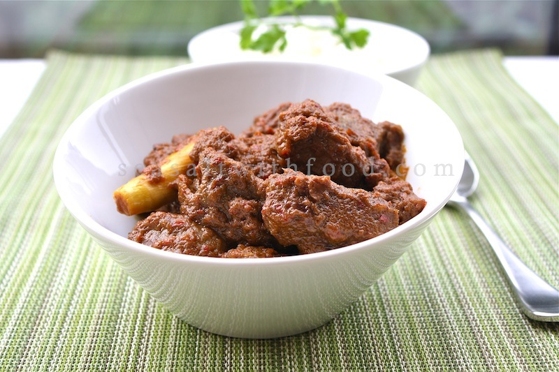 Seasaltwithfood: Indonesian Beef Rendang