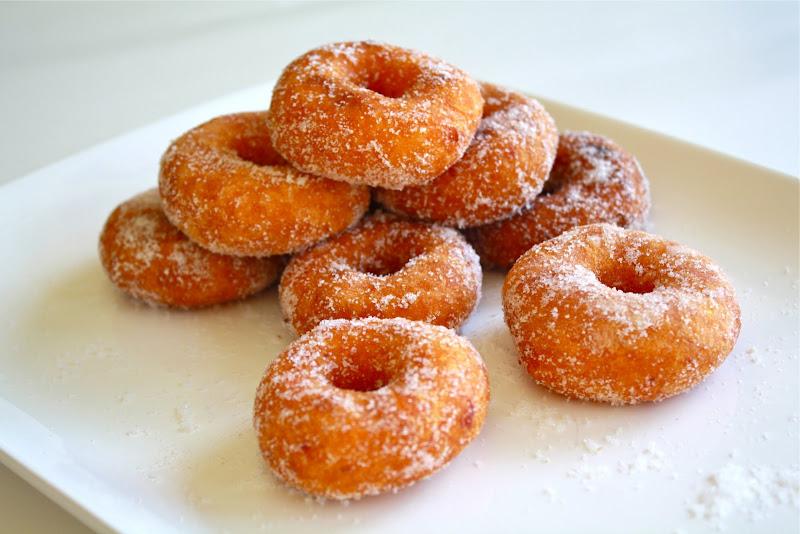 Seasaltwithfood: Kuih Keria (Sweet Potato Doughnuts)