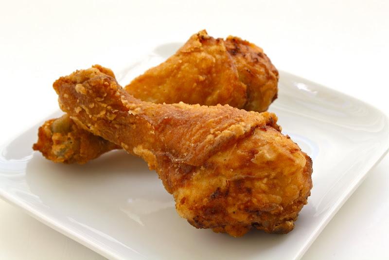 Seasaltwithfood: Fried Buttermilk Marinated Chicken