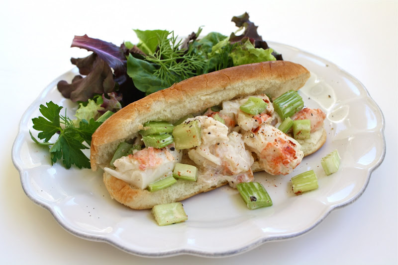 Seasaltwithfood: New England Lobster Rolls