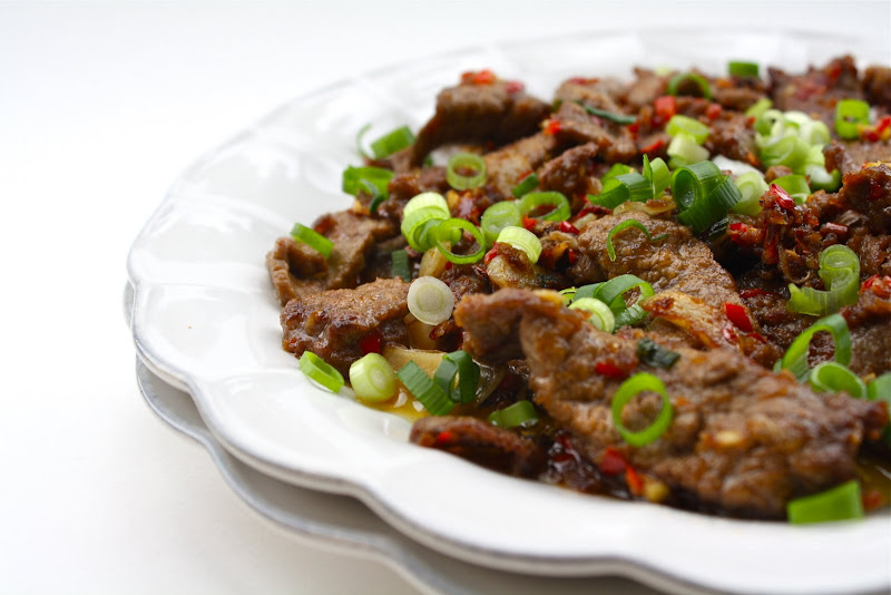 Seasaltwithfood: Beef With Cumin
