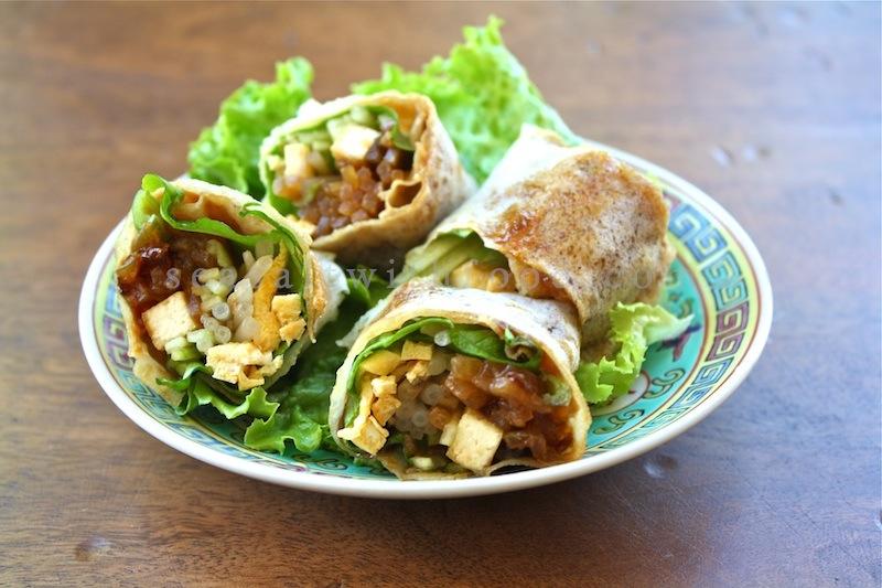 Seasaltwithfood: Popiah-Fresh Spring Rolls