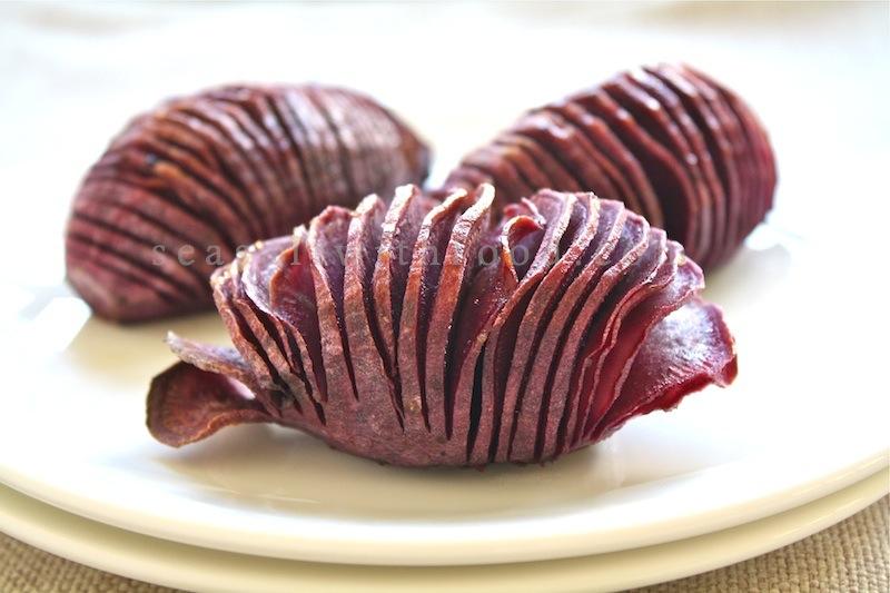 Seasaltwithfood: Roasted Sweet Potatoes