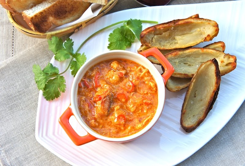 Seasaltwithfood: Chili Dungeness Crabs Dip