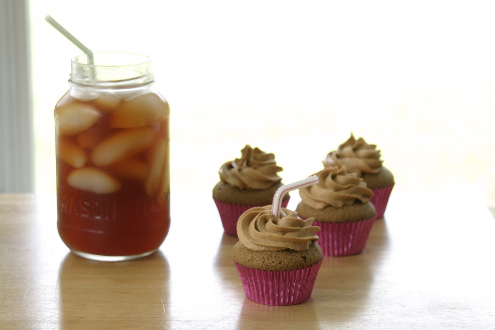 ... raspberry iced tea cupcakes recipe yummly raspberry iced tea cupcakes