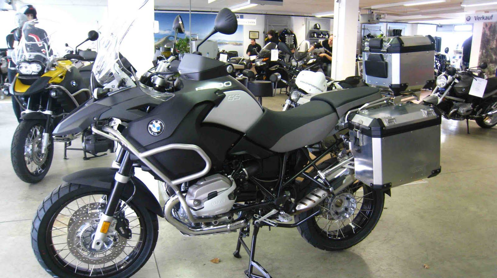theBKspecial  New BMW Motorcycle