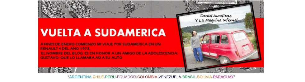 Vuelta a Sudamerica