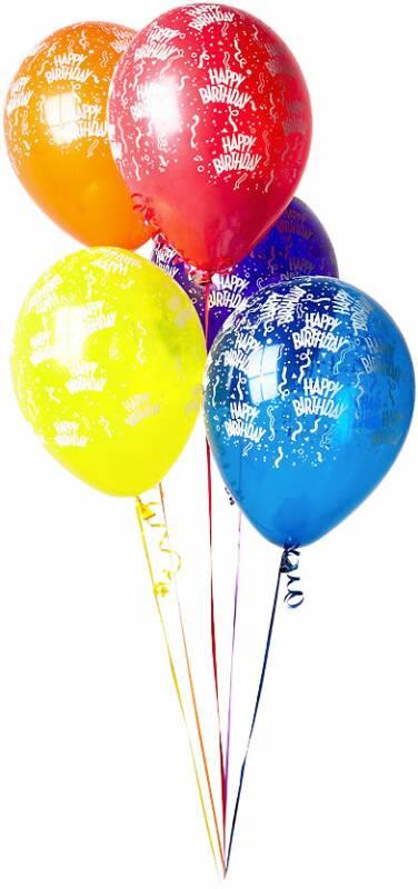 happy birthday balloons gif. Happy Birthday