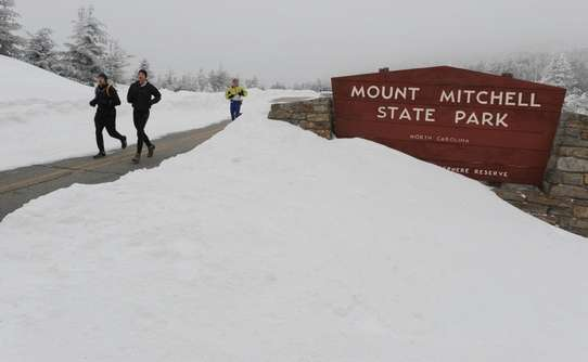 What are some things to do at Mitchell State Park?