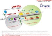 Peta Lokasi Grand Cakung