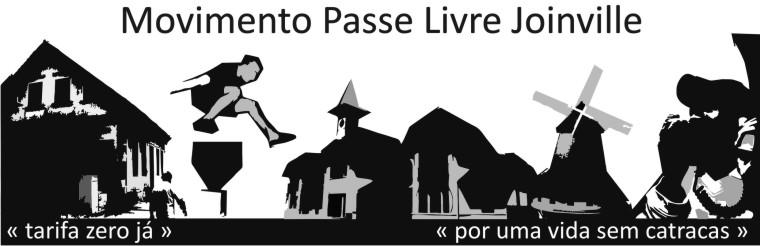 MPL Joinville - por uma vida sem catracas