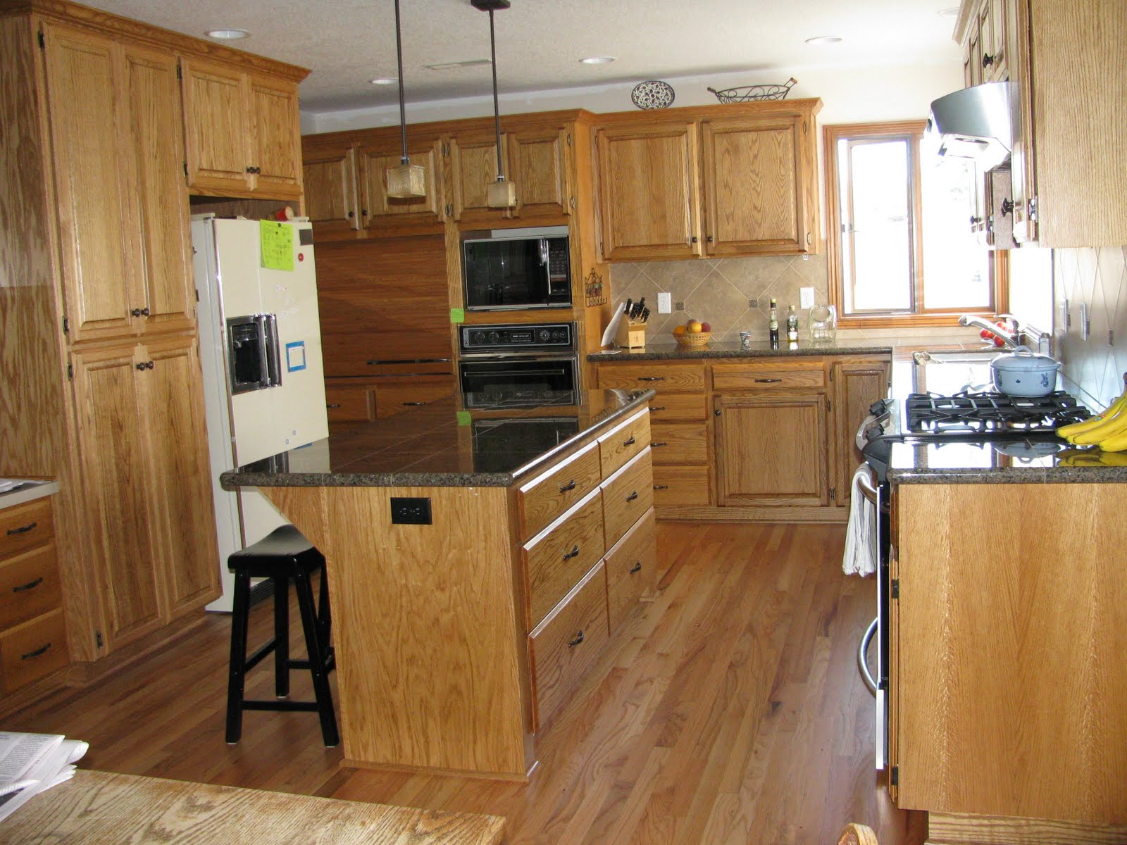 Top O' the Mountain: Kitchen Remodel