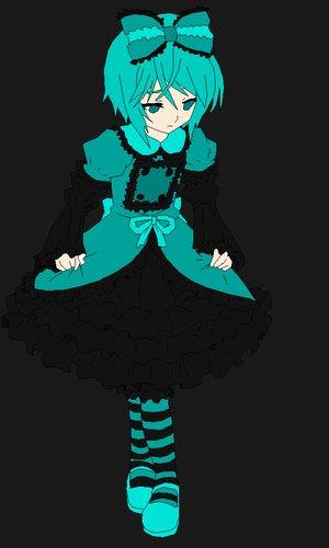 emo anime girl. skip to main | skip to sidebar