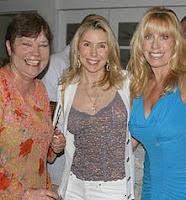 Patricia Watt, Jacqueline Murphy, and Caroline Liberman