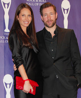 Christy Turlington and Ed Burns - Photo by Patrick McMullan