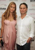 Cristina Cuomo and Jason Binn