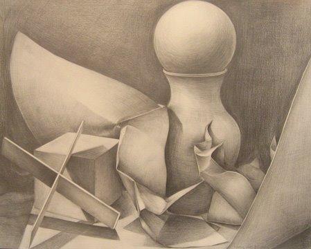 Sunny Mun, graphite on paper, 08-30-08