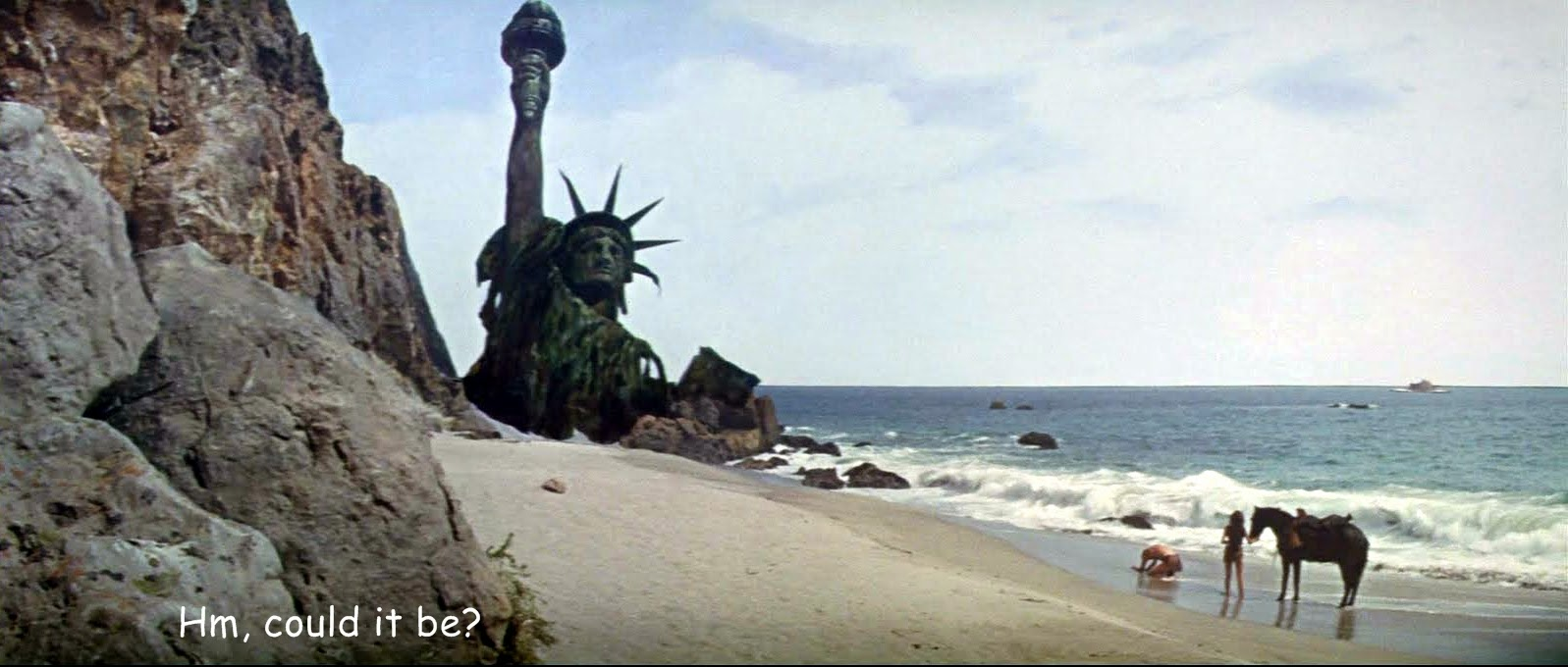 Planet of the Apes Liberty