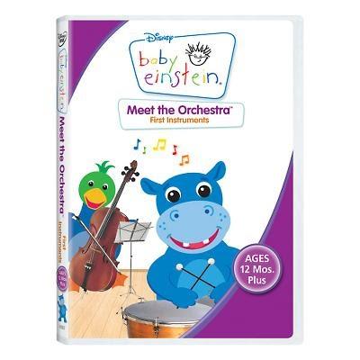 baby einstein meet the orchestra dvd full latino