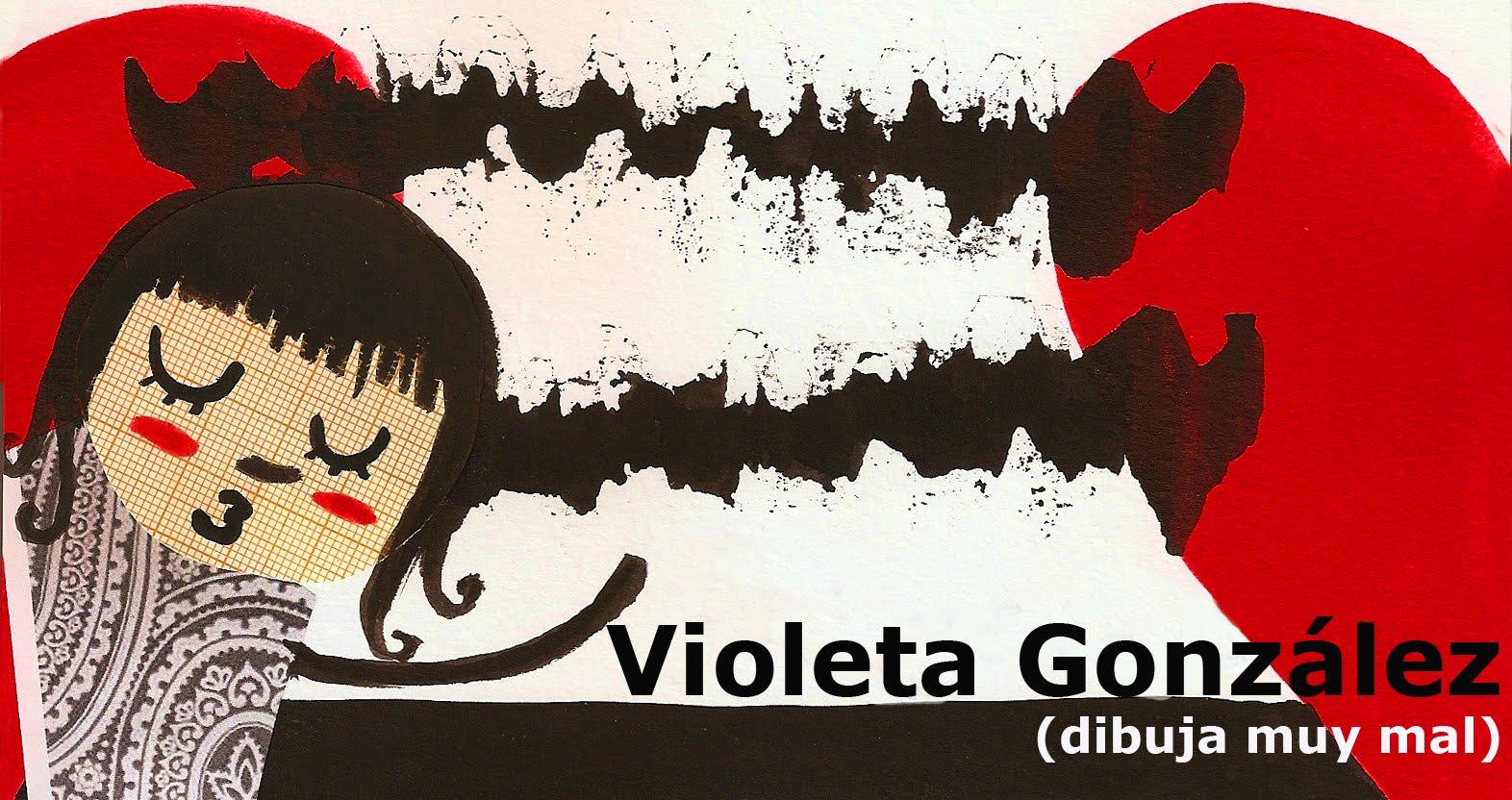Violeta González Ilustración