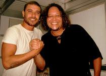 Eu e Diogo Nogueira