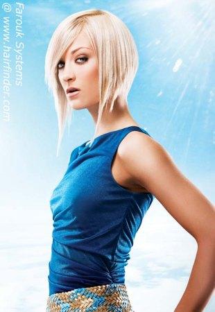 Cute Concave Razor Haircut | Hairstyle.
