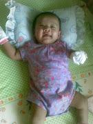 Nur Zara Batrisya 2 month