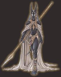 Os deuses do Umbral...