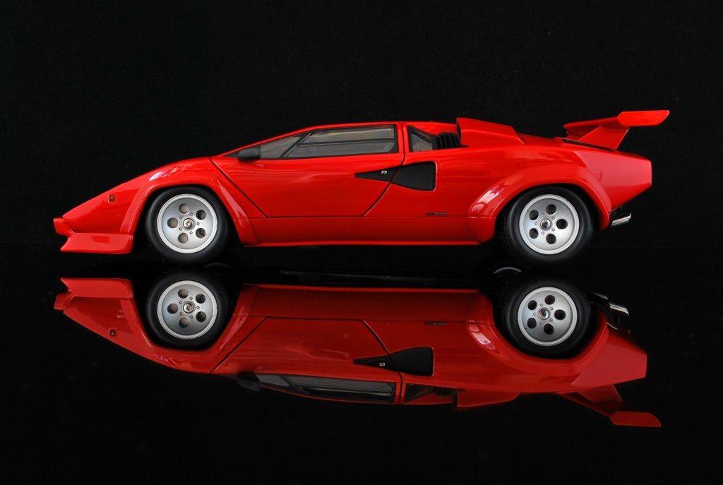 Nicadraus Lamborghini Collection Lamborghini Countach