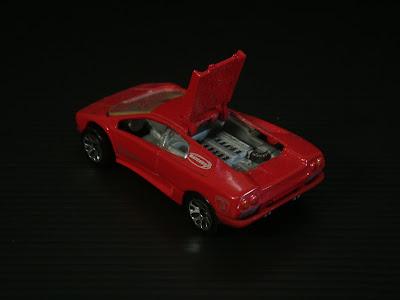 lamborghini diablo auto art1/43