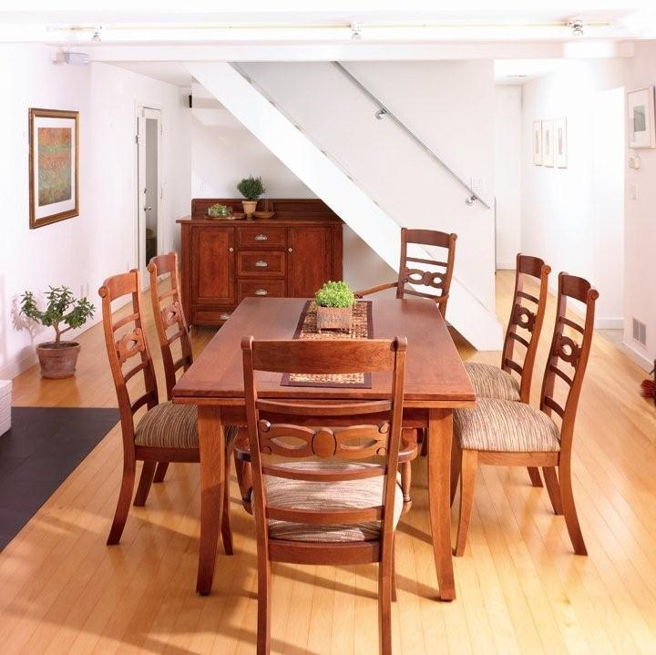 Handycrafted Dutchcrafters Amish Furniture Dining Room Tables Are Sure To Become A Treasured
