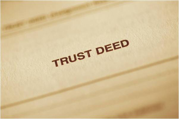 how to find property deeds online