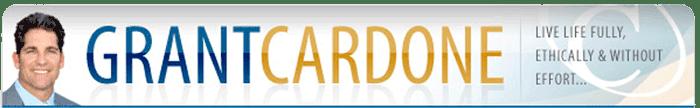 GRANT CARDONE SUCCESS BLOG