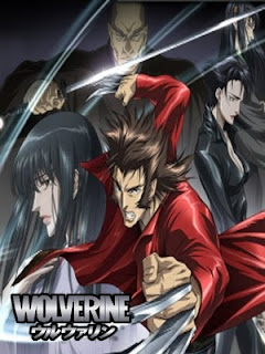 wolverine anime animeytv Download   Wolverine 1ª Temporada HDTV   Legendado