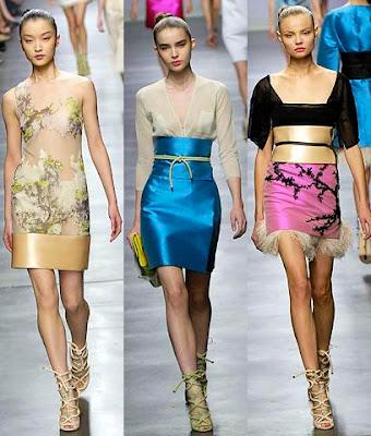 modern Japanese dresses