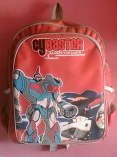 tas anak cybaster sekolah