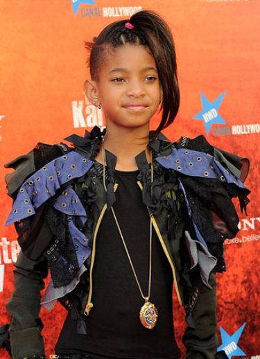 Pics Of Willow Smith As A Baby. Willow Smith turned the