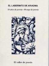 """""""10 años de poesía"""" El Laberinto de Ariadna"""