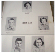 Class of 1954 at Seniors - Part I