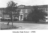 Aulander High School - 1928
